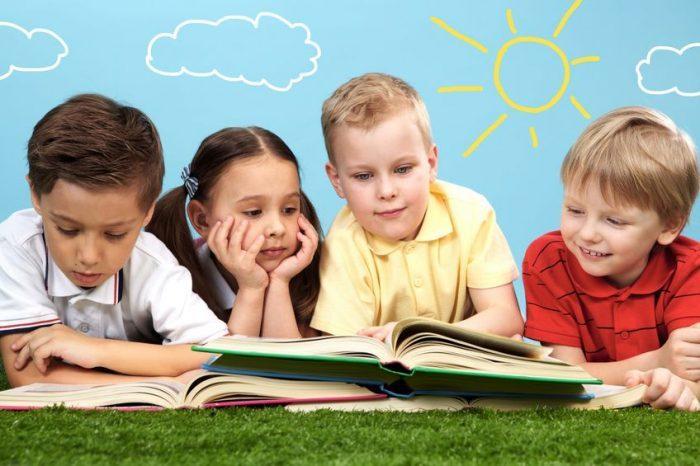 Si tienes niños pequeños, aprende aquí como iniciarlos en la lectura
