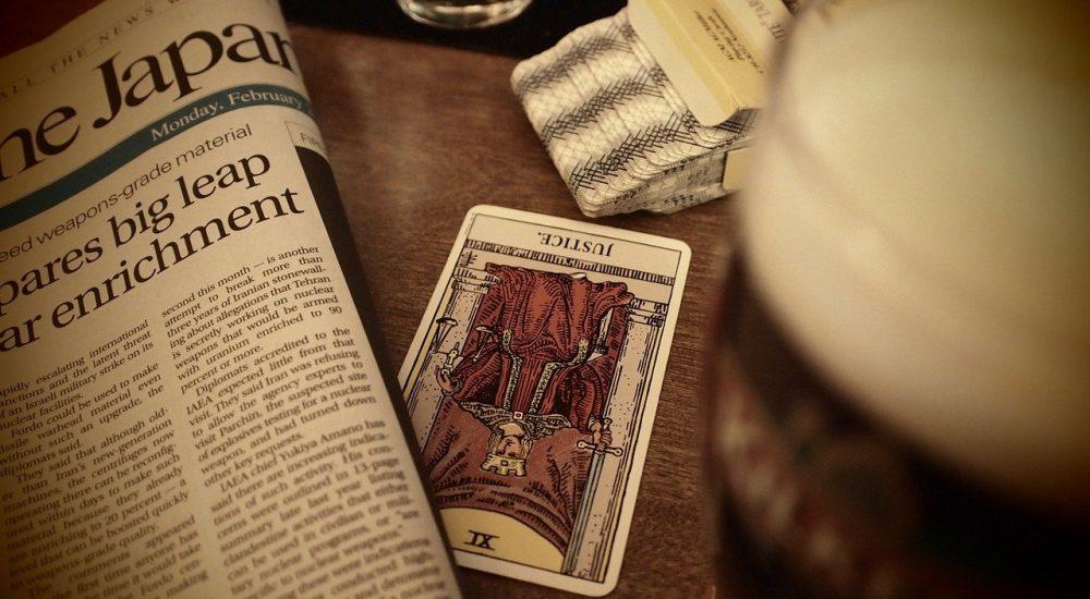 ¿Qué son las cartas del tarot?