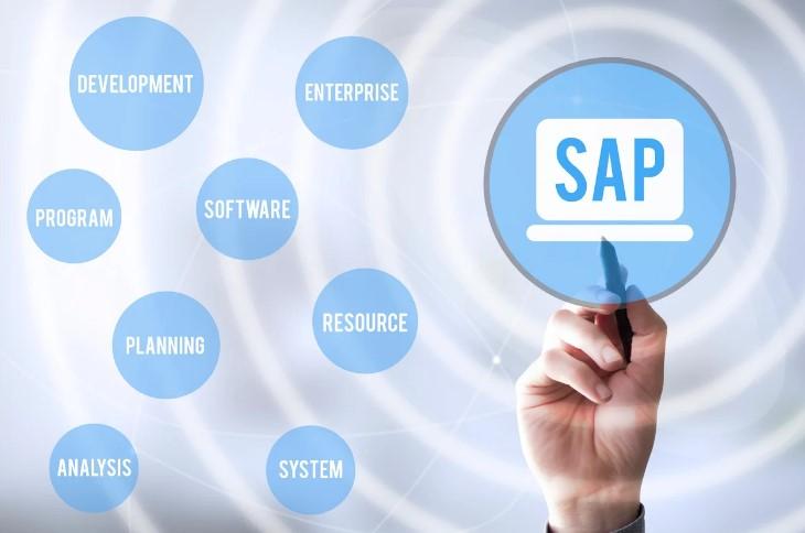 Información del software  SAP para tu interés