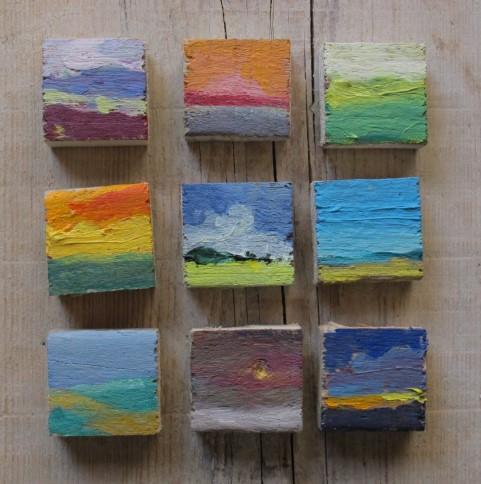 Adéntrate en el maravilloso arte de pintar miniaturas