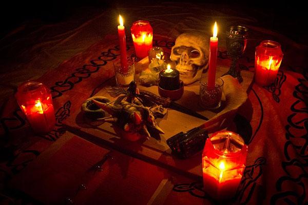 Ritual de alberdrío dominado para tener a una persona cerca